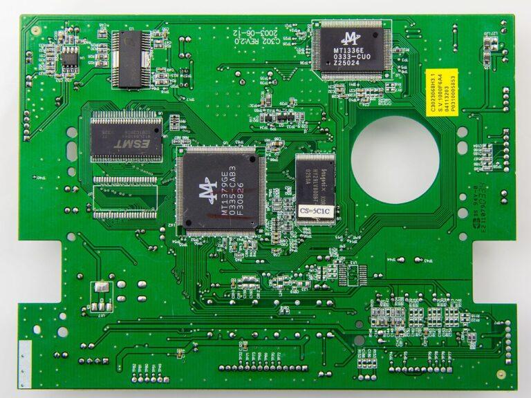 PCB Boiler Faults